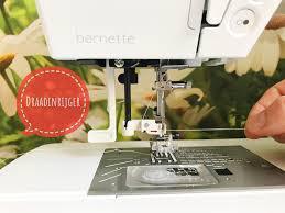 nieuwe naaimachine