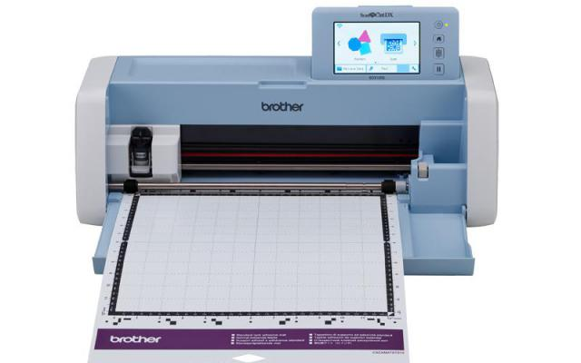 Brother scanNcut: model SDX 1000-1200