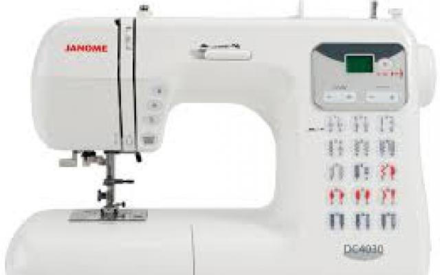 Janome DC 4030LE