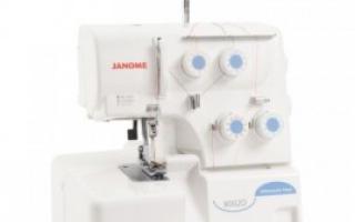 Janome 8002D-4