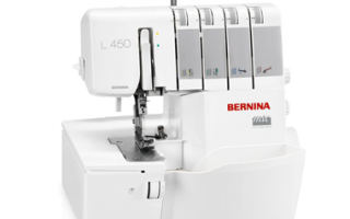 Bernina L450