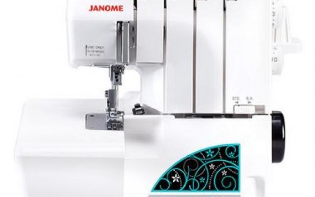 Janome My Lock 844