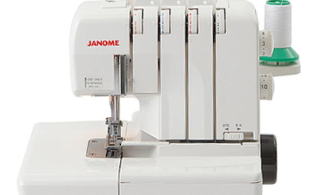 Janome Lock 644D