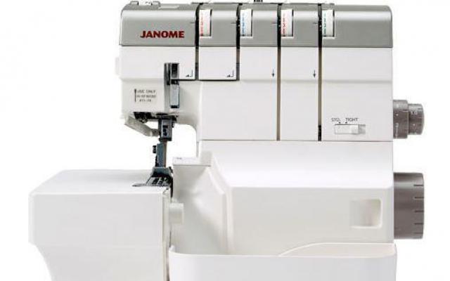 Janome Air Lock 2000D