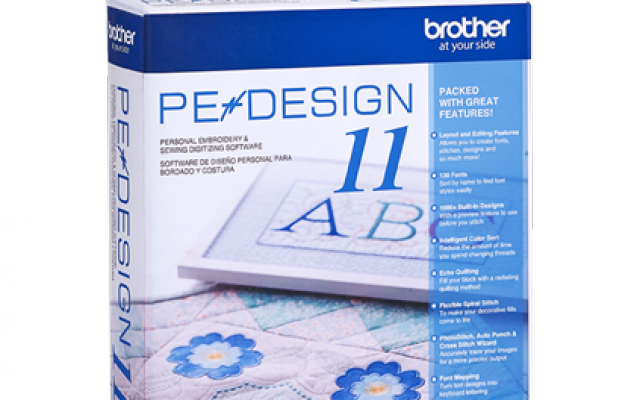 Brother Pe-Design 11 (software)