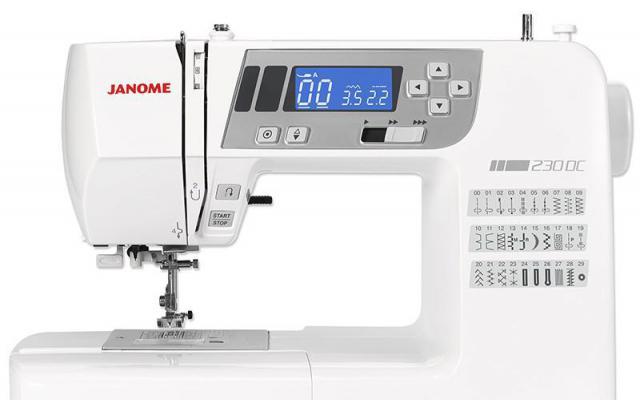 Janome 230DC