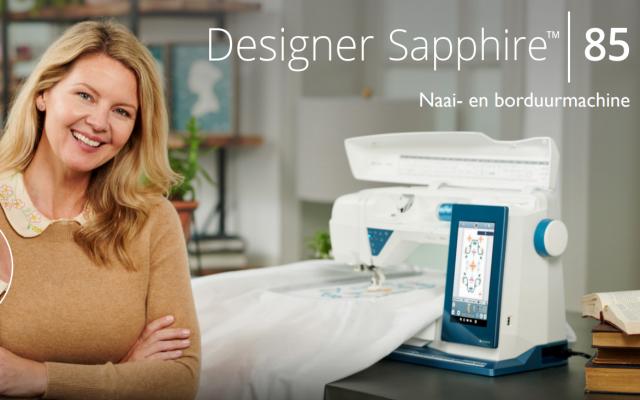 Husqvarna Designer Sapphire 85